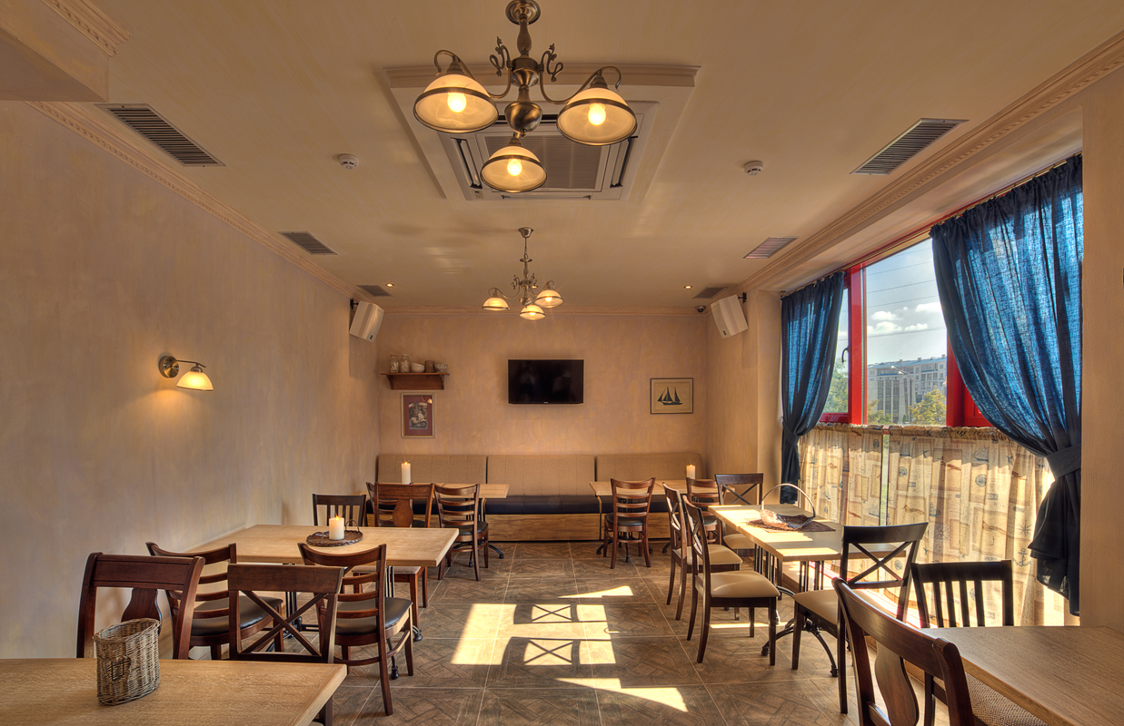 Ресторан Маринара