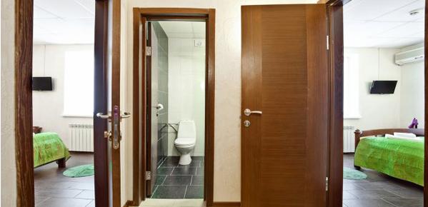 3-х комнатный Эконом (блочная система, общий санузел).
